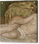 Large Nude Acrylic Print