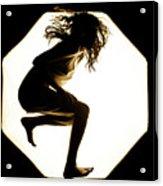Leaping Acrylic Print
