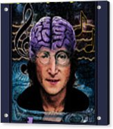 Lennon's Legacy Acrylic Print