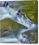 Letchworth Falls Sp Wolfe Creek Acrylic Print