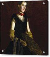 Letitia Wilson Jordan Acrylic Print