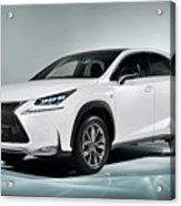 Lexus Nx 300h F Sport 2014 1920x1200 010 Acrylic Print