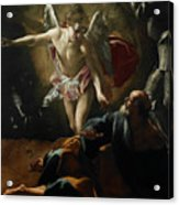 Liberation Of Saint Peter Acrylic Print