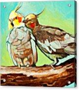 Liefde Acrylic Print
