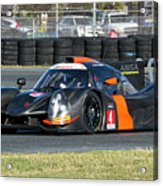 Ligier Js P3 Le Mans Prototype 3 Lmp3 Acrylic Print