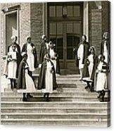 Lincoln School For Nurses Acrylic Print