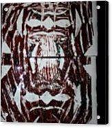 Lion Of Judah Acrylic Print