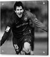 Lionel Messi 1 Acrylic Print