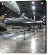 Lockheed, Yf-12a Acrylic Print