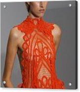 London Fashion Week 2015 Acrylic Print