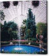 Longview Gardens Acrylic Print