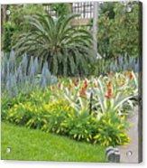 Longwood Gardens Conservatory  Acrylic Print