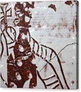 Lord Bless Me 8 - Tile Acrylic Print