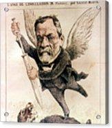 Louis Pasteur (1822-1895) Acrylic Print