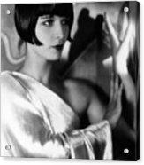 Louise Brooks, Ca. 1929 Acrylic Print