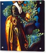 Love Thine Anemone Acrylic Print by Patrick Anthony Pierson