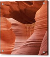 Lower Antelope Canyon 2 7934 Acrylic Print