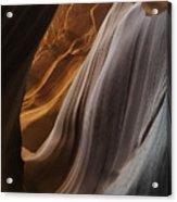 Lower Antelope Canyon 2199 Acrylic Print