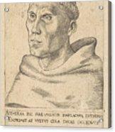 Lucas Cranach The Elder Acrylic Print