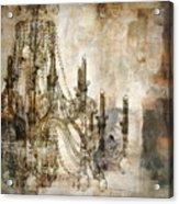 Lumieres Acrylic Print