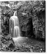 Lumsdale Falls Acrylic Print