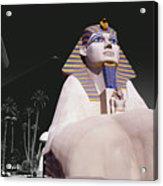 Luxor Sphynx Acrylic Print