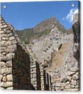 Macchu Picchu 9 Acrylic Print