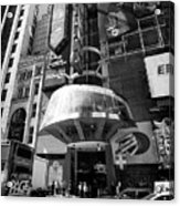 Madame Tussauds New York City Usa Acrylic Print