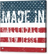 Made In Allendale, New Jersey Acrylic Print