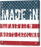 Made In Fairview, North Carolina Acrylic Print