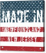 Made In Newfoundland, New Jersey Acrylic Print