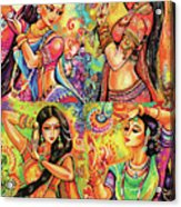 Magic Of Dance Acrylic Print