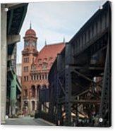Main Street Station - Richmond Va Acrylic Print