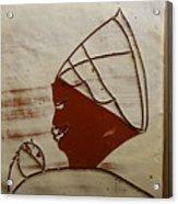 Mama 6 - Tile Acrylic Print