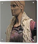 Mannequin. Acrylic Print