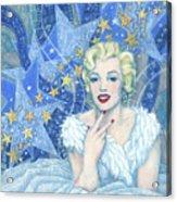 Marilyn Monroe, Old Hollywood Series Acrylic Print