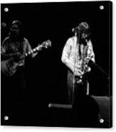 Marshall Tucker Winterland 1975 #32 Acrylic Print