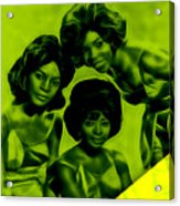 Martha And The Vandellas Collection Acrylic Print