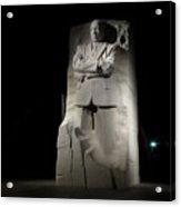 Martin Luther King, Jr. Memorial Acrylic Print