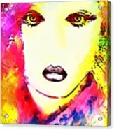 Martine Acrylic Print
