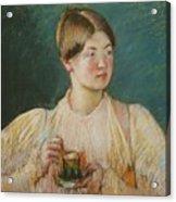 Mary Cassatt Acrylic Print