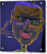 Mask 16 Acrylic Print