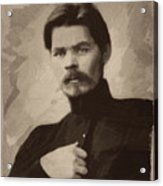 Maxim Gorky Acrylic Print