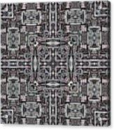Mechanismadness Acrylic Print