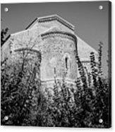 Medieval Abbey - Fossacesia - Italy 6 Acrylic Print