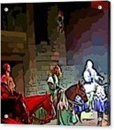 Medieval Times Dinner Theatre In Las Vegas Acrylic Print