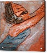 Melissa - Tile Acrylic Print