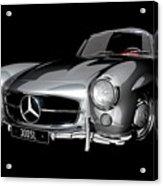 Mercedes-benz 300sl Acrylic Print