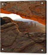 Mesa Arch Sunrise - D003097 Acrylic Print