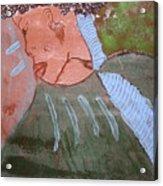 Michelle - Tile Acrylic Print